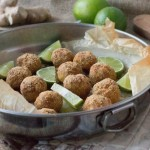 ginger meatballs