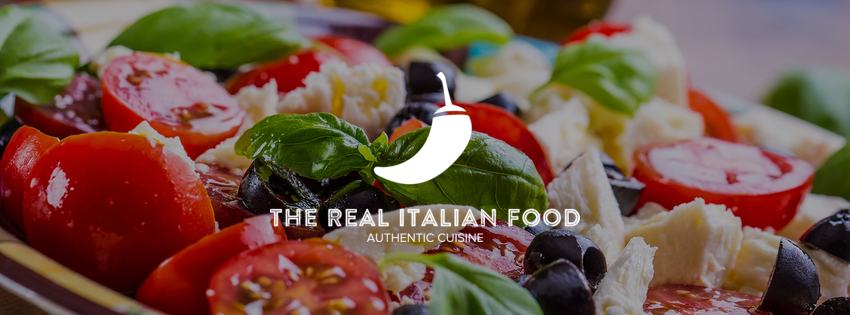 the real italian food - contact us