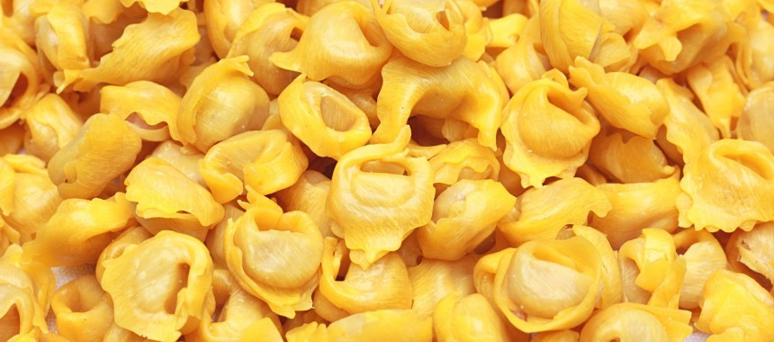 How to Make Tortellini Pasta with Ham from Scratch