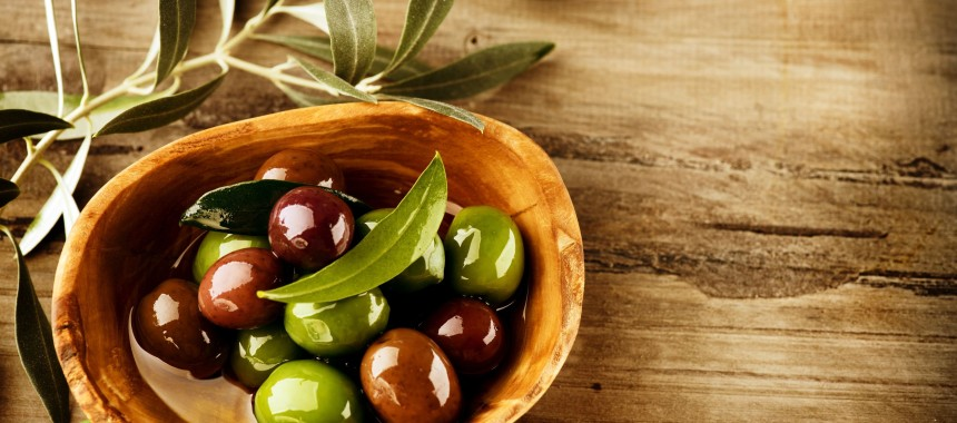 A Delicious Companion To Good Health: The Extra Virgin Olive Oil