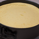 ricotta cheesecake base