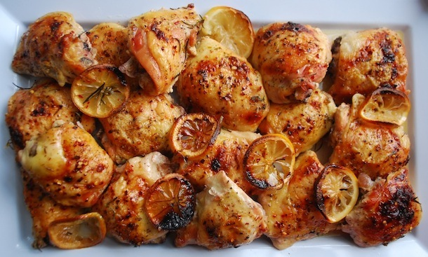 chicken roasted