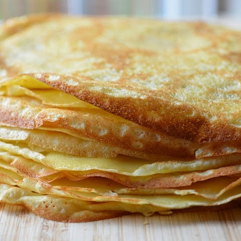 gluten free crepe - The Real Italian Food