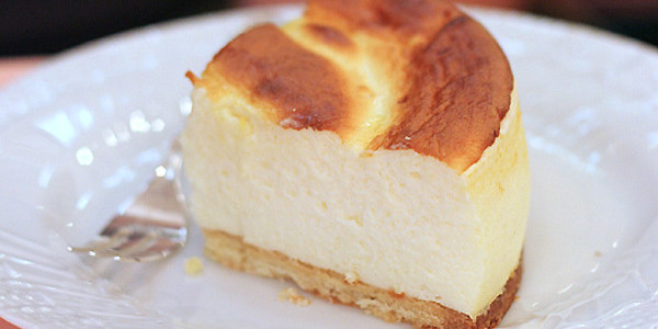 ricotta cheesecake - The Real Italian Food