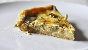 artichoke pie slice